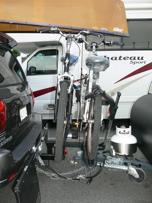 Dual Receiver Hitch For Bike Rack Unofficial Camp Inn Forum