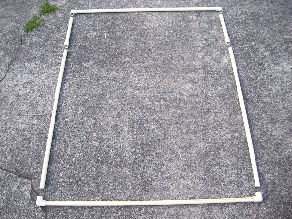 the 10 section can be taken in or out depending on the height of the tent from the ground